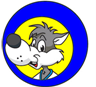 Picture of school logo - wolf