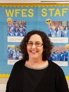 Picture of Amy Williams, Assistant Principal